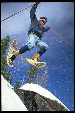 225095 Raquetas Jump Lake Tahoe Usa A4 Foto Impresión