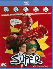 Super [Blu-ray] DVD, Gregg Henry, Ellen Page, Kevin Bacon, Liv Tyler, Michael Ro