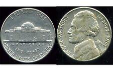 USA 5 cents jefferson  1964 D