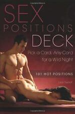 Sex Position Deck by Lisa Sweet | Cards Book | 9781612431079 | NEW