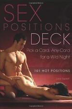 Sex Position Deck, Lisa Sweet | Cards Book | 9781612431079 | NEW