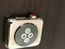 Hermès Apple Watch Series 3 42mm Stainless Steel Case/Sapphire Crystal/(GPS/LTE)