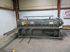 Cincinnati 1010 10 X 10 Gauge Mechanical Shear