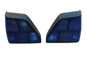 VW Mk2 Golf Gti Blue HELLA rear lights (left and right) tail back lights