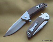 KERSHAW DUCK COMMANDER RAYNE SPRING ASSISTED KNIFE WITH RAZOR SHARP BLADE & CLIP