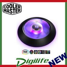 Cooler Master MasterAir G100M RGB CPU Cooler; 74.5mm low profile; RGB Ring