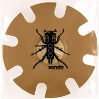 "Serato X Thud Rumble - Weapons of Wax #3 (Guillotine) 1x 12"" Control Vinyl Gold"