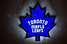"""New Toronto Maple Leafs Man Cave LED Neon Sign 17"""""""