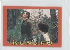 1974 A&BC #28 Kung Fu Non-Sports Card 0s4