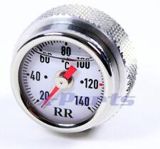 RR temperatura del Aceite Indicador Termómetro de KAWASAKI Z400 GP 450 LTD EN500