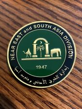 Central Intelligence Agency CIA Iraq Division Service Coin