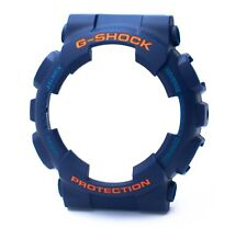 Casio Genuine Watch Bezel Case for G-SHOCK GA-110FC-2A 10400925 BLUE