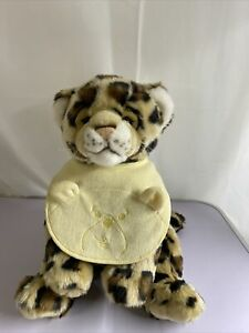 Build A Bear Cheetah Plush World Wildlife Fund (WWF) Series 13″ Stuffed Toy 2002