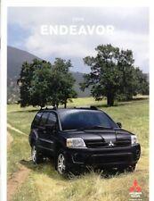 2006 06 Mitsubishi Endeavor original brochure MINT