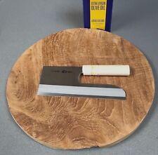 25 cm en bois plaque Serving Tray-Antipasti Paddle à découper planche tapas plateau