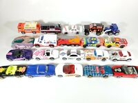 Matchbox 1/64 Scale Diecast Car Lot 1990s Assorted Diecast Cars Excellent NM