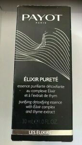 Payot Elixir Purete Purifying, Detoxifying serum for oily combination skin New