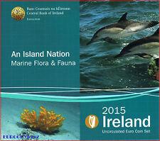 IERLAND - BU SET 2015 - FAUNA EN FLORA