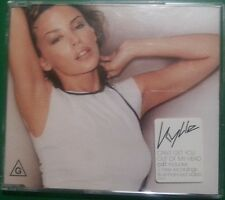 KYLIE MINOGUE - Can't get You Out of My Head CD1 (CD Single) with music video