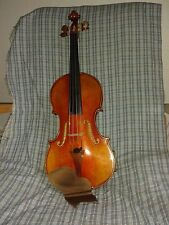 archaize Chinese spruce violin  4/4 half year used  (amazing sound)