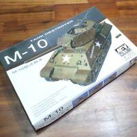 M-10 Tank Destroyer AFV Club AF35024 1:35 Scale Model kit Unbuilt free UK post