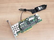 HP Smart Array P410 1GB FBWC 6G SAS SATA Raid Controller PCIe x8 013233-001