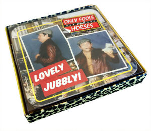 Only Fools and Horses OPENING TITLES Drinks Coaster Set Pack of 4 OFFICIAL