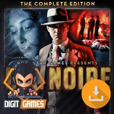 L.A. / LA Noire Complete Edition - Steam Key / PC Game - [NO CD/DVD]