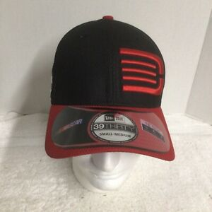 New Era 39Thirty Jeff Gordon Hendrick Motorsports NASCAR New Fitted Hat Sz S-M.