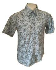 Camicia da uomo Sportiva Carhartt Maglia Hawaiana Estiva Manica corta Size L
