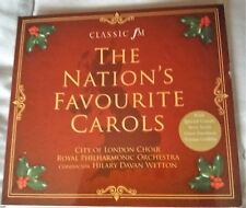NATIONS FAVOURITE CAROLS  CD 2017 NEW SEALED CHRISTMAS