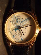Womens Disney Parks Artist Vintage Tinker Bell Watch (Princess)Rare-VHTF-Nice