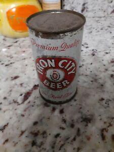 Iron City Beer 12oz The Beer Drinkers Beer Flat Top CAN
