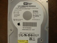 "Western Digital WD1600JS-40TGB0 DCM:HBBANT2AHN 3.5"" 160gb Apple 655-1257F HDD"