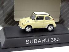 Ebbro 1/43 - Subaru 360 Beige