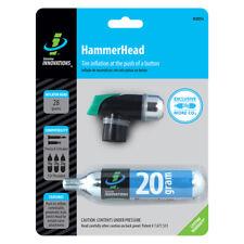 Genuine Innovations Hammerhead Pump Co2 Push Button Miniw/20g Cartridge