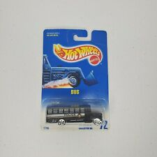 Vintage Hot Wheels # 72 Bus Police Prisoner Transport New in Package