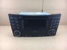 MERCEDES Classe E CLS W211 W219 Lettore CD Radio Stereo Modulo di controllo A2118706990