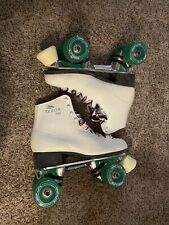 Roller Derby Classic 300 Quad Roller Skates Women's Size 7 Beautiful Condition