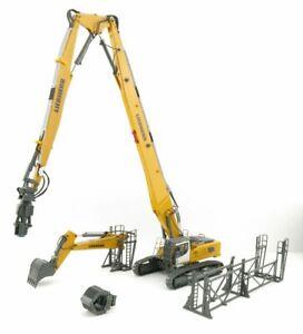 Conrad 2205/0 Liebherr R960 Litronic Excavator  Long Boom Demolition & Bucket
