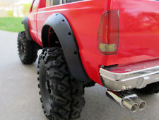 New Tamiya RC 1/10 Toy Ford F350 Add-on Set Rubber Fender Flare Flares Protector