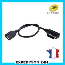 Interface AMI MMI USB Cable Adaptateur pour Audi A3 A4 A5 A6 A8 Q5 Q7 Q8 R8
