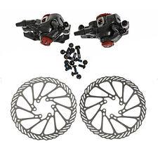 Avid BB7 Mechanical Disc Brake Bike Front and Rear Calipers 160mm G3 Rotors
