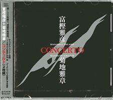 MASAHIKO TOGASHI = MASABUMI KIKUCHI-CONCERTO-JAPAN 2 CD F81