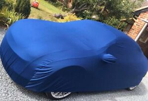 Ford Puma Racing Super Soft and Stretch Indoor Fleece Car Cover