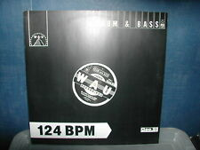 "Drum and Bass-I love u 12""  WAU 1st release"