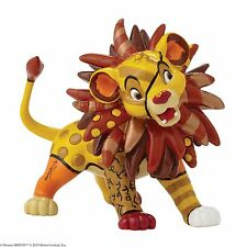 Disney by Britto Simba Lion Mini Figurine 25330