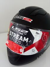 Ls2 Casque Moto integral Ff390 Breaker Physics Noir Rouge S