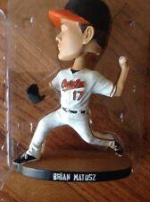 Baltimore Orioles MLB Brian Matusz # 17 Bobblehead 2011 SGA