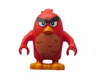 Lego Angry Red Minifigur Minifig Figur Legofigur ang008 Neu 75824